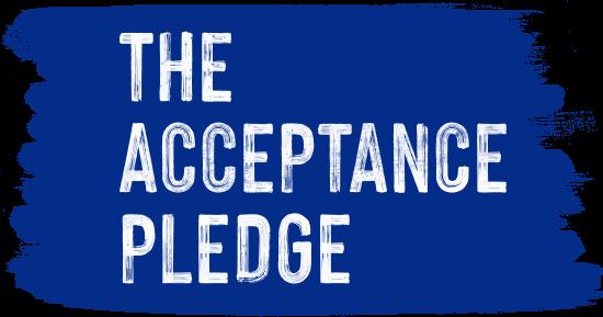 The Acceptance Pledge