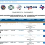 TEXAS FASTPITCH TOURNAMENTS