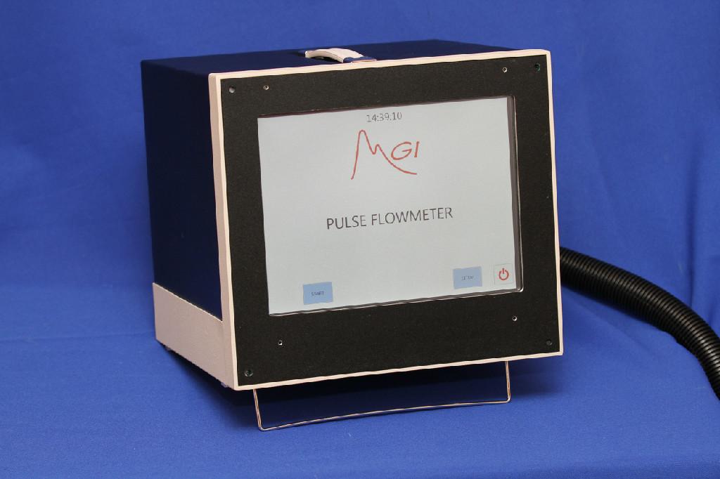 pulse flowmeter