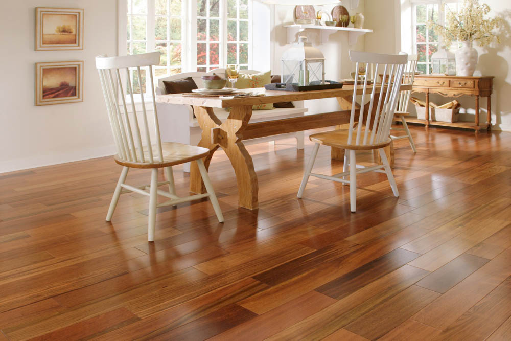 Hardwood Floor Cleaning - Carpet One Cleaning - Northern New Jersey