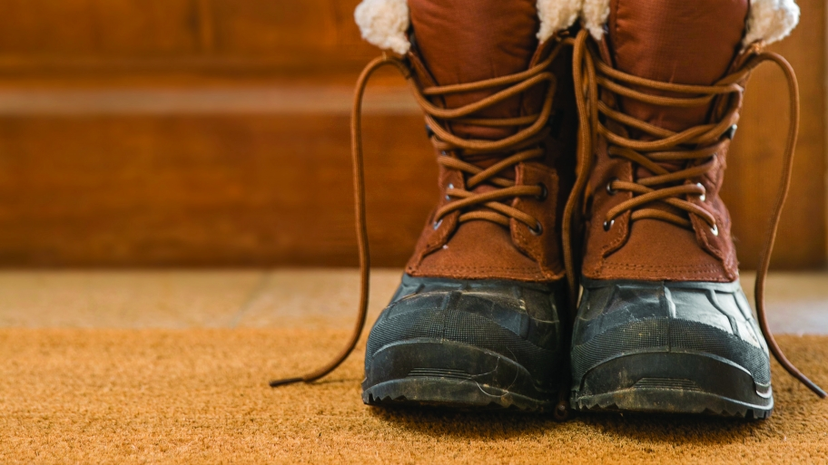 Snow Boots - Spot Removal - Cramers Carpet One Cleaning - Madison NJ
