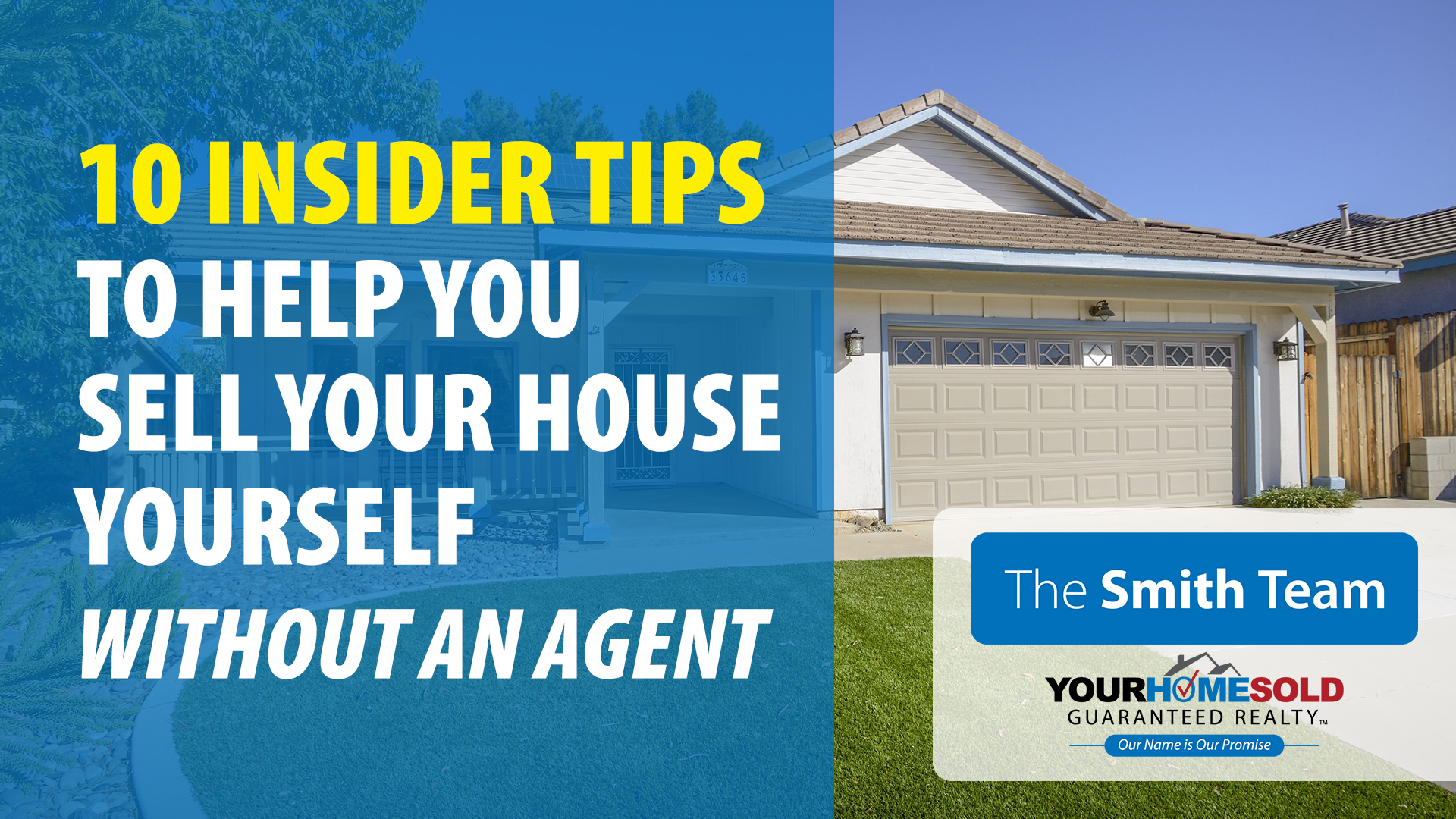 10 Inside Tips for Selling Your Home Yourself