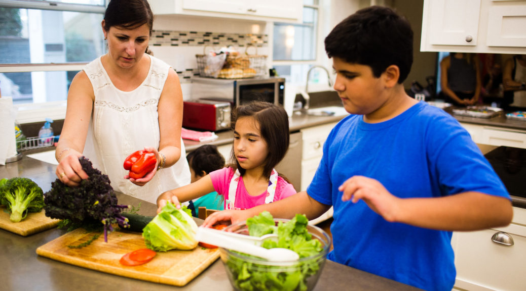 Five Strategies to Help Children with Feeding Difficulties
