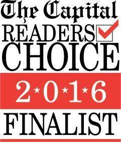 Capital Readers Choice 2016 Finalist Logo