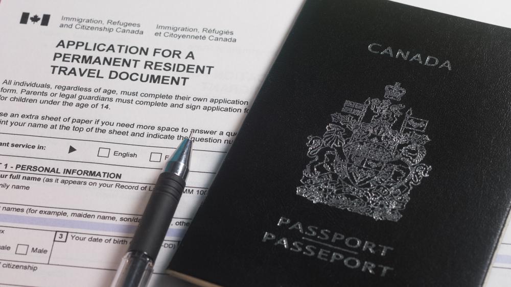 canadian pasport