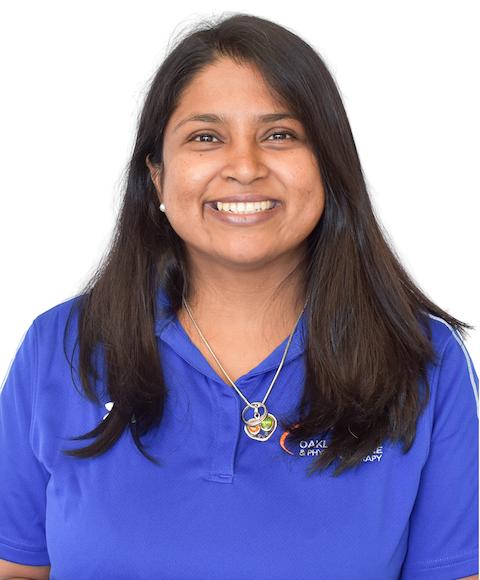 Vandana Singh Physical Therapist