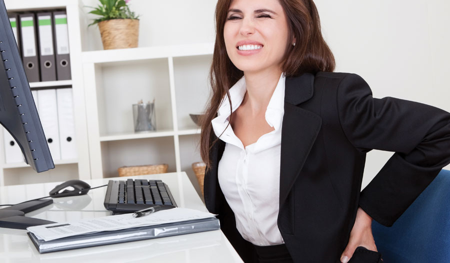 Women with Back Pain