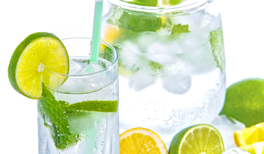 Does drinking water help you stay slimmer