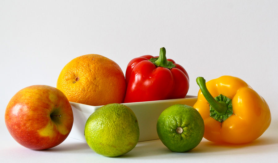 Only a third of men eat five or more servings of fruits and veggies each day