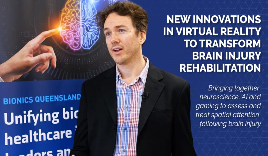 Innovations in VR to transform brain injury rehab