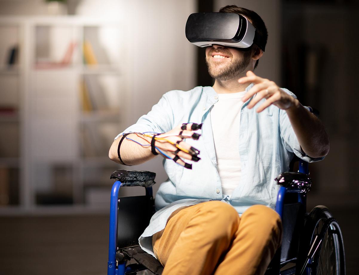 Technology for rehabilitation