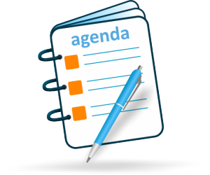 Agenda Jan 12, 2021