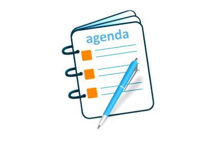Agenda 6-8-21