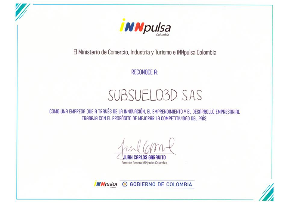 About Subsuelo3D