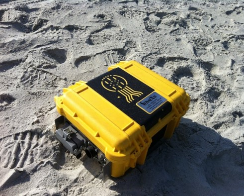 User-friendly exploration seismograph
