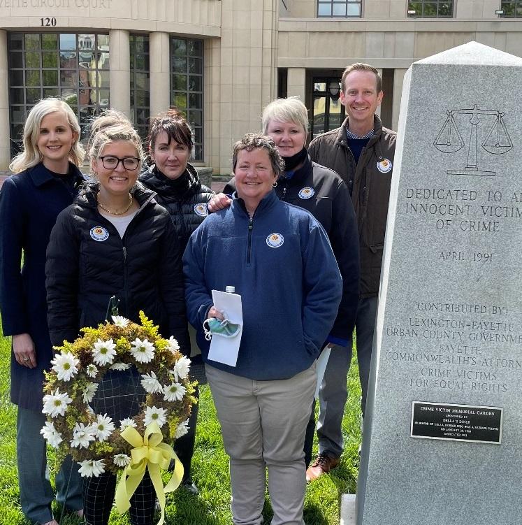 victim crime memorial