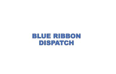 Blue Ribbon Dispatch