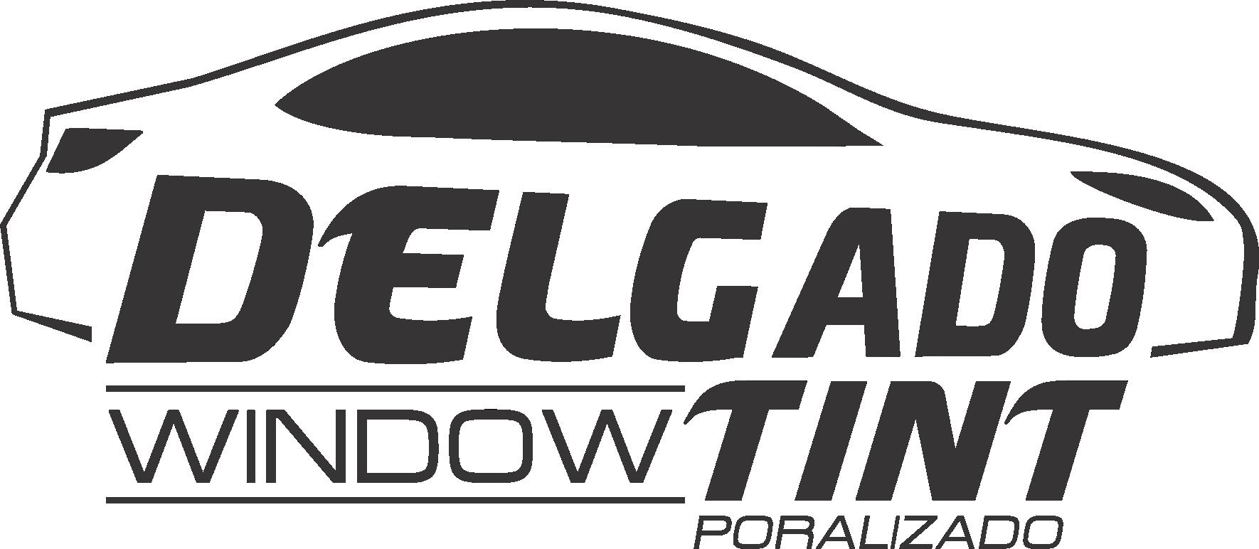 Delgado Window Tint Logo