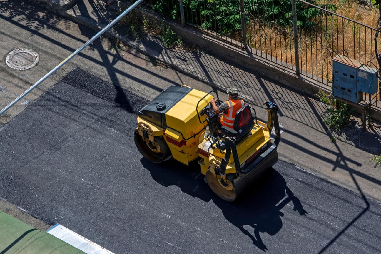 Commercial Paving - Benefits of Using Asphalt