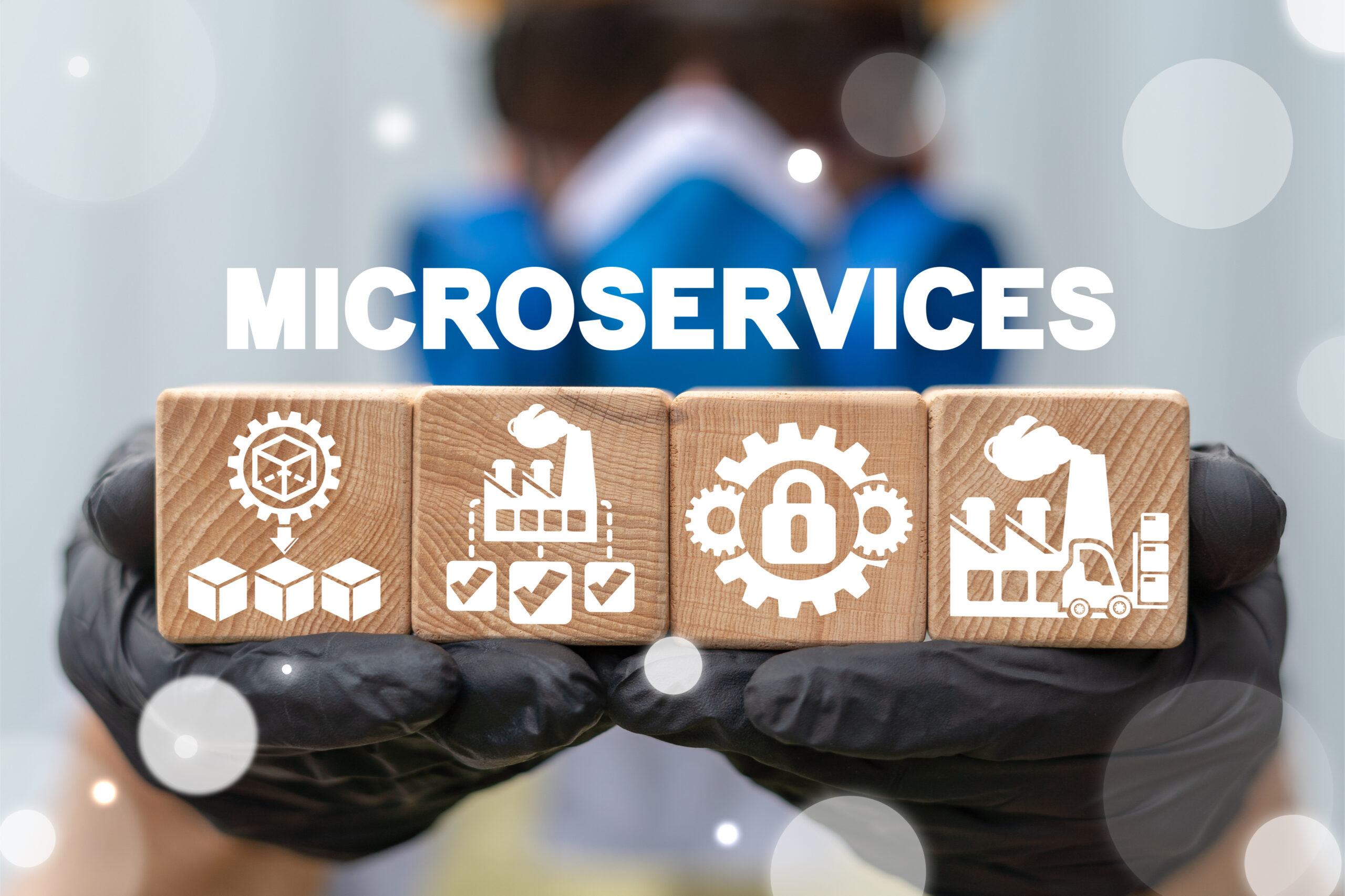Micro Services in Product Modernization
