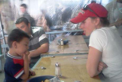 Health Professions Students visit the Comedor in Nogales Sornora