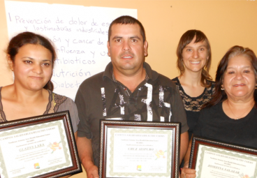 Healthy Farms Graduates