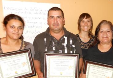 Healthy Farms Graduates