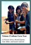 First Tohono O'odham Summer Camp