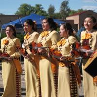 Nogales High School Mariachi Band