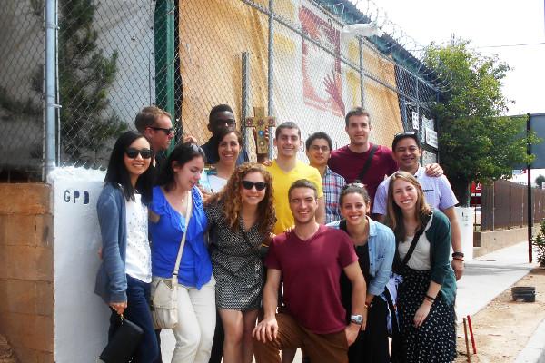 Border Health Slider Student Border Tour