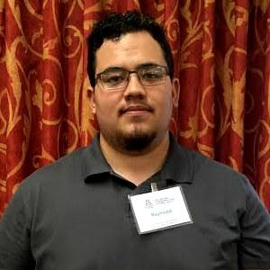 Raymond Larez, FHL Alumnus, returned to participate in BISLE.