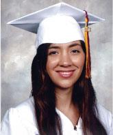 Rocio Gastelum, of Nogales High School Future Health Leaders Club.