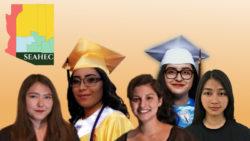 2018 SEAHEC Karen Halverson Scholars