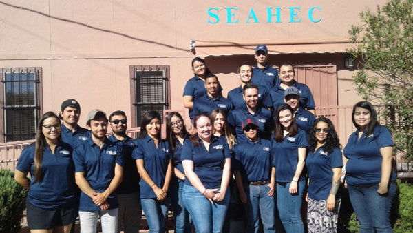 2018 U of A BLAISER students at SEAHEC June, 20-22