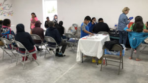 Chiricahua Community Health Centers Holds Vaccinations for Winchester Heights Community