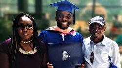 SEAHEC Intern, Chukwuemeka Arinze Iloegbu (Emeka) graduates from the Ichan School of Medicine at Mount Sinai with his Master of Public Health degree