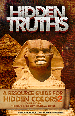 Hidden Truths Book