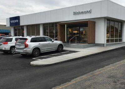 Leipertz Construction - Volvo Cars of Richmond