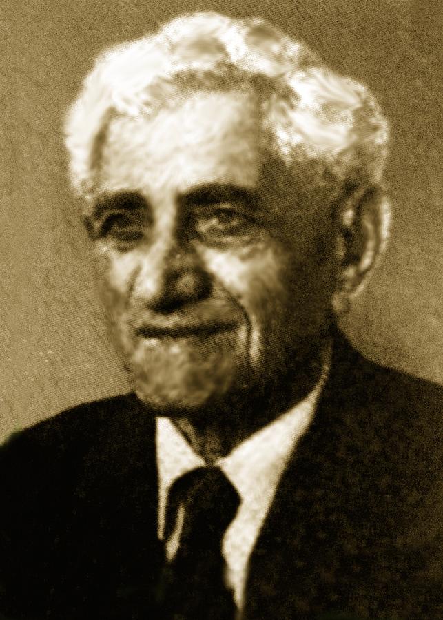 Rev. John Mark Galustyan