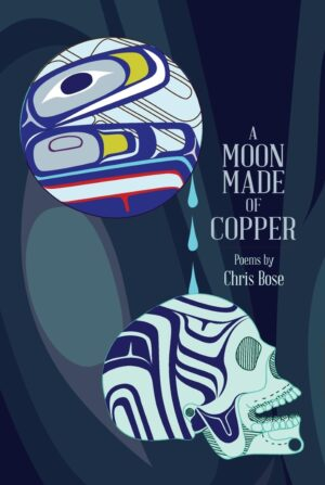 A moon made of Copper, Author: Chris Bose