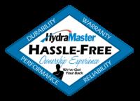 HydraMaster- HassleFree Ownership Badge