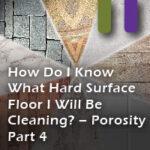 floor identification porosity