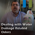 Dealing with Water Damage Related Odors
