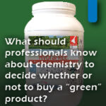 need to know green products