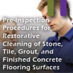 pre inspection restoration