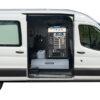 Titan 625 installed in vehicle