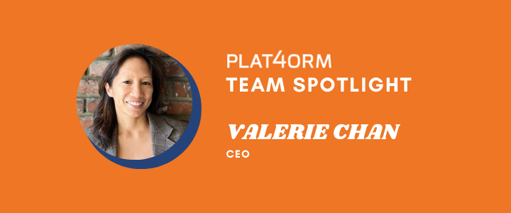 Photo of Valerie Chan, CEO