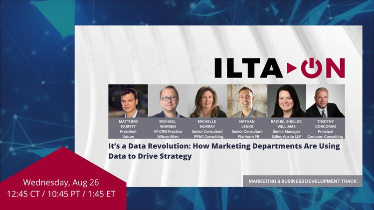 After Going Virtual, ILTA's Sense of Community Is Alive and Well