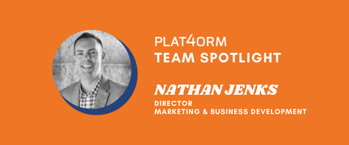 Photo of Nathan Jenks - Director, Marketing & Business Development