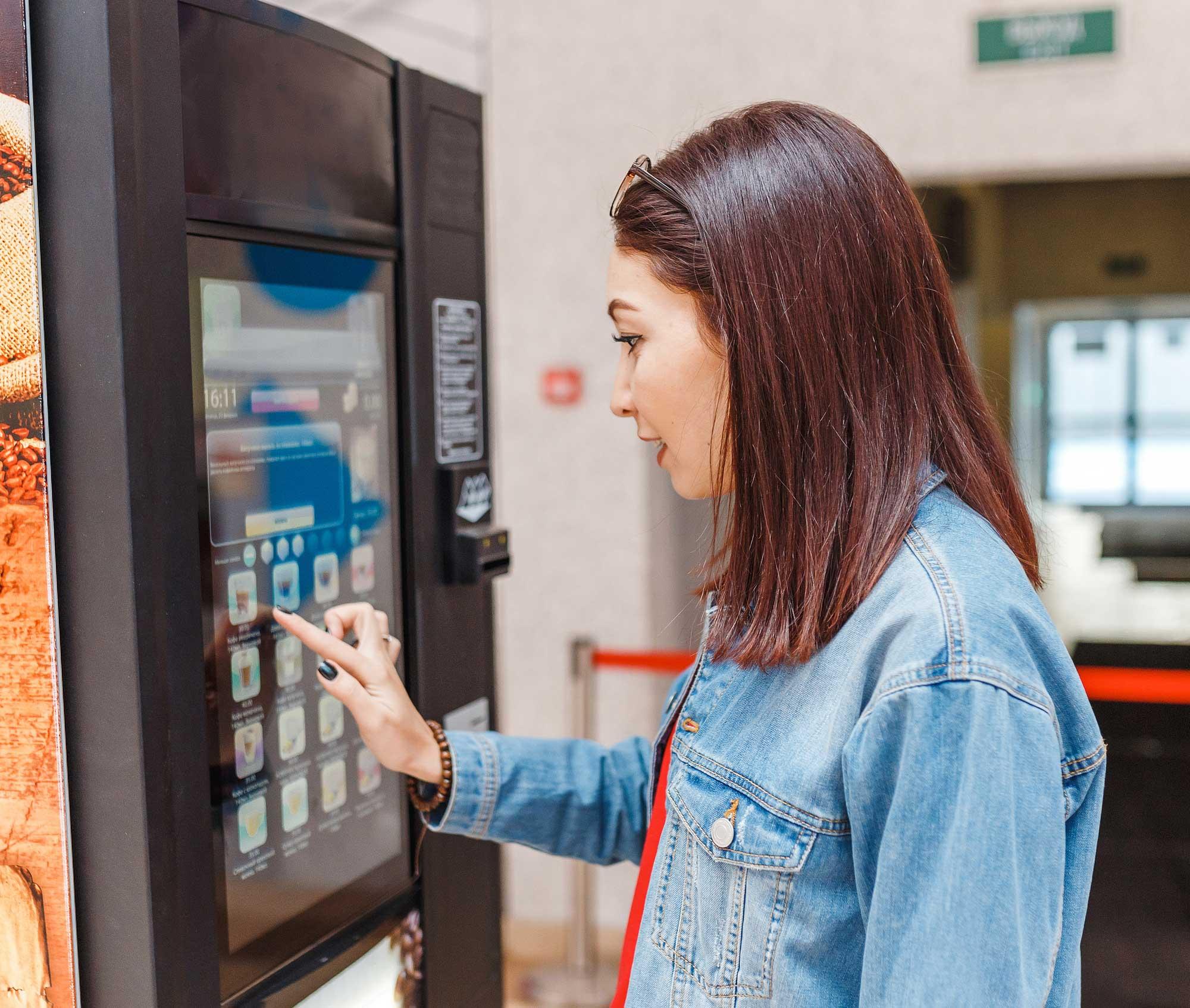 California Vending Machine